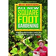 Square Foot Gardening DIY Reference Book-SQ FT 2ND GARDENING BOOK