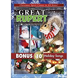 The Great Rupert with Bonus MP3 tracks