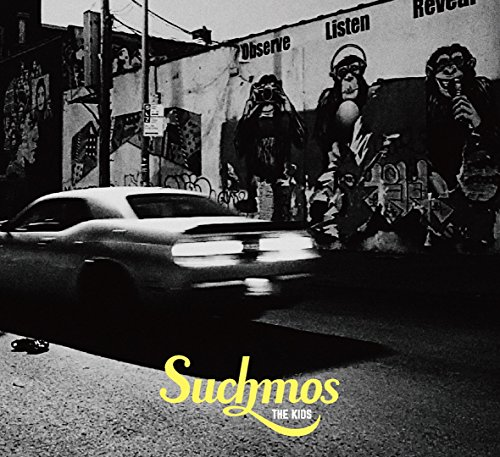Suchmos(サチモス)のおすすめ・人気曲10選(アルバム THE KIDS & THE BAY)