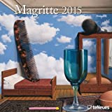 img - for 2015 Magritte Wall Calendar book / textbook / text book