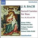 Sacred Cantatas for Bass