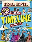 Terrible Timeline (Horrible Histories Sticker Book) (Horrible Histories Sticker Activity Book)