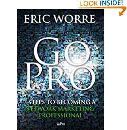 Eric Worre (Author)  (428)  Buy new: $12.00  $9.67  10 used & new from $8.94