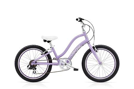 Vélo enfant ELECTRA Townie 7D 20 Lilas