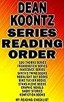 DEAN KOONTZ: SERIES READING ORDER: MY...