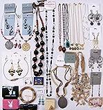 37 Below Wholesale Jewelry Lot Costume Fashion Mixed includes NEW YORK & COMPANY XHILARATION PANAMA JACK 20 Earrings 14 Necklaces 3 Bracelets INVENTORY LIQUIDATION CLEARANCE SALE