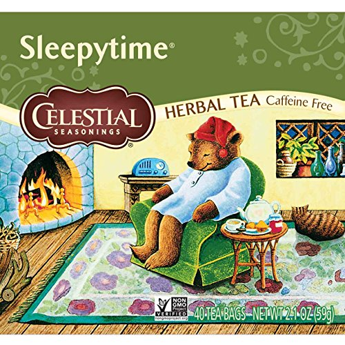 Celestial-Seasonings-Sleepytime-Herbal-Tea-40-Count-Pack-of-6