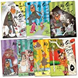 Mr Gum Pack, 7 books, RRP £38.93 (Mr Gum & Biscuit Billionaire; Mr Gum & The Cherry Tree; Mr Gum & The Dancing Bear; Mr Gum & The Goblins; Mr Gum & The Power Crystals; What's For Dinner Mr Gum; You're A Bad Man Mr Gum).