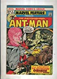 img - for Marvel Feature # 8 presents The Astonishing Ant-Man book / textbook / text book