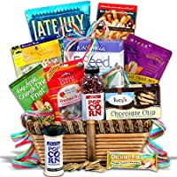 Allergy free and gluten free gift baskets at the allergy blues store gluten free gift basket classic from gourmetgiftba negle Choice Image
