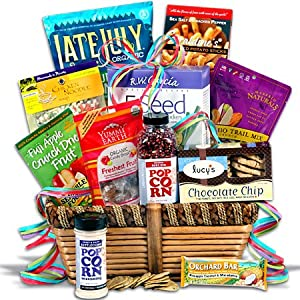 Food and beverage top black friday cyber monday and christmas another good choice is the gluten free gift basket classic for someone on your list who needs the comfort of home theyll love this gift that includes negle Gallery