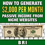 How to Generate $2000 Passive Income from Niche Websites |  Bri