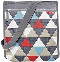 Skip Hop Central Park Outdoor Blanket and Cooler Bag, Triangles by Skip Hop
