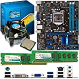 INTEL Core i7 3770K 3.5Ghz, ASUS P8H61-MX USB3 & 8GB 1600Mhz DDR3 RAM Bundle