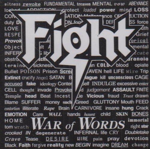 Fight - War Of Words (Remastered) - Zortam Music