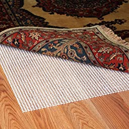 Ultra Stop Non-Slip Indoor Rug Pad, Size: 6\' x 9\' Rug Pad