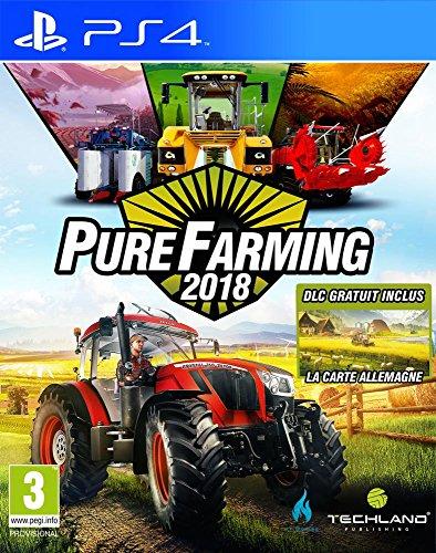 Pure Farming 2018 - Day 1 Edition
