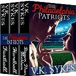 The Philadelphia Patriots 3 Book Box Set