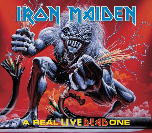 Iron Maiden - A Real Live Dead One - Zortam Music