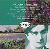 Vaughan Williams Orchestral Works: Fantasia on Greensleeves; Fantasia on a Theme of Thomas Tallis; Norfolk Rhapsody No. 1; In the Fen Country