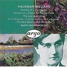 Orchestral Works: Fantasia on Greensleeves; Fantasia on a Theme of Thomas Tallis; Norfolk Rhapsody No. 1; In the Fen Country