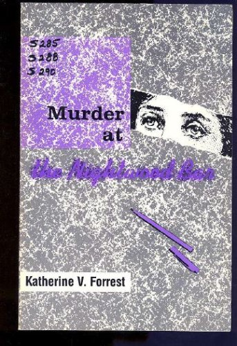 Image for Murder at the Nightwood Bar