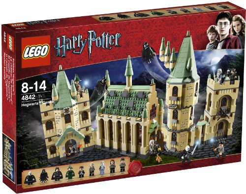 Castle Harry Potter Lego Lego Set For Harry Potter