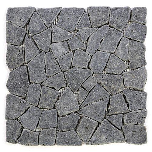divero-1qm-andesit-naturstein-mosaik-fliesen-fur-wand-boden-bruchstein-grau-11-matten-30-x-30cm