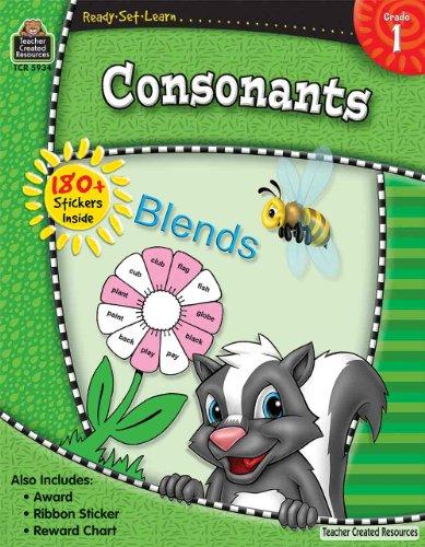 RSL: Consonants (Gr. 1)