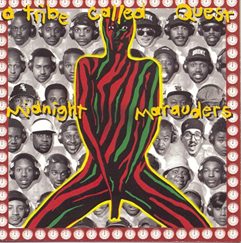 CD : A Tribe Called Quest - Midnight Marauders [Explicit Content] (CD)