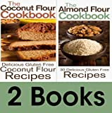 Gluten-free Flour Book Package: The Coconut Flour Cookbook & The Almond Flour Cookbook