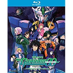 Mobile Suit Gundam 00: A Wakening of the Trailblazer Blu-ray [Blu-ray]