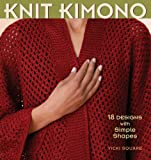 img - for Knit Kimono book / textbook / text book