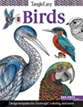 Tangleeasy Birds: Design Templates fo...