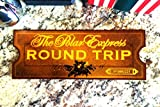 Polar Express ROUND TRIP train ticket
