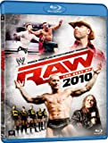 RAW The best of 2010 Blu-Ray