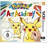Video Games - Pokemon Art Academy
