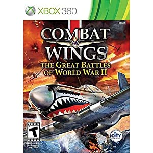 Combat Wings: The Great Battles of WWII Video Game for Xbox 360
