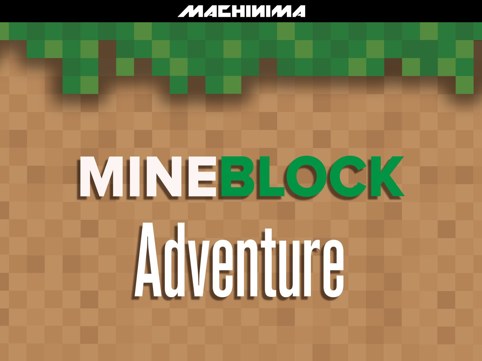 Mine Block: Adventures on Amazon Prime Video UK