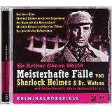 Meisterhafte Fälle von Sherlock Holmes und Dr. Watson (3 CD's)