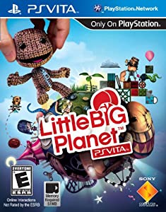 LittleBigPlanet - PlayStation Vita by Sony Computer Entertainment