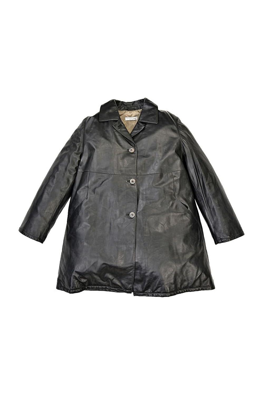 Cristiano di Thiene Damen Jacke Lederjacke , Farbe: Schwarz kaufen