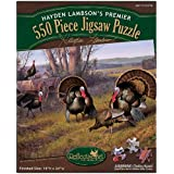 Reflective Art On The Wagon Jigsaw Puzzle, 550-Piece