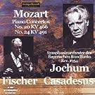 Mozart : Concertos pour piano n� 20 & 24