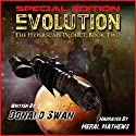 Evolution: The Hyperscape Project, Book 2: Special Bonus Edition Audiobook by Donald Swan Narrated by Meral Mathews