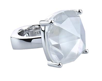 1.5 Ct Rose Sapphire /& Diamant Ovale Pendentif En Forme De Cœur Argent Sterling .925