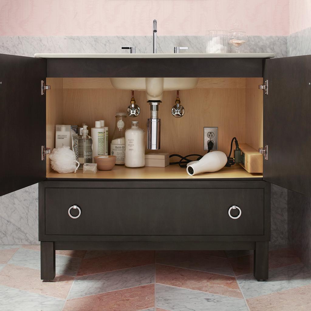 Amazon Com Kohler 99503 Tk 1wf Jacquard 30 Inch Vanity