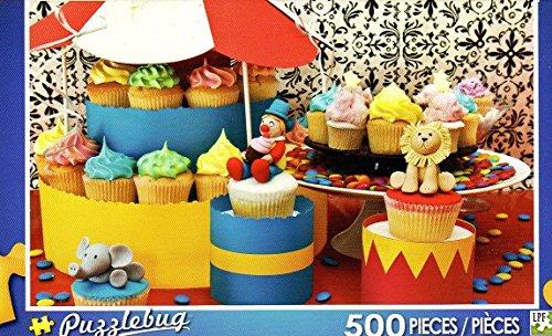Puzzlebug 500 - Cupcake Circus - 1