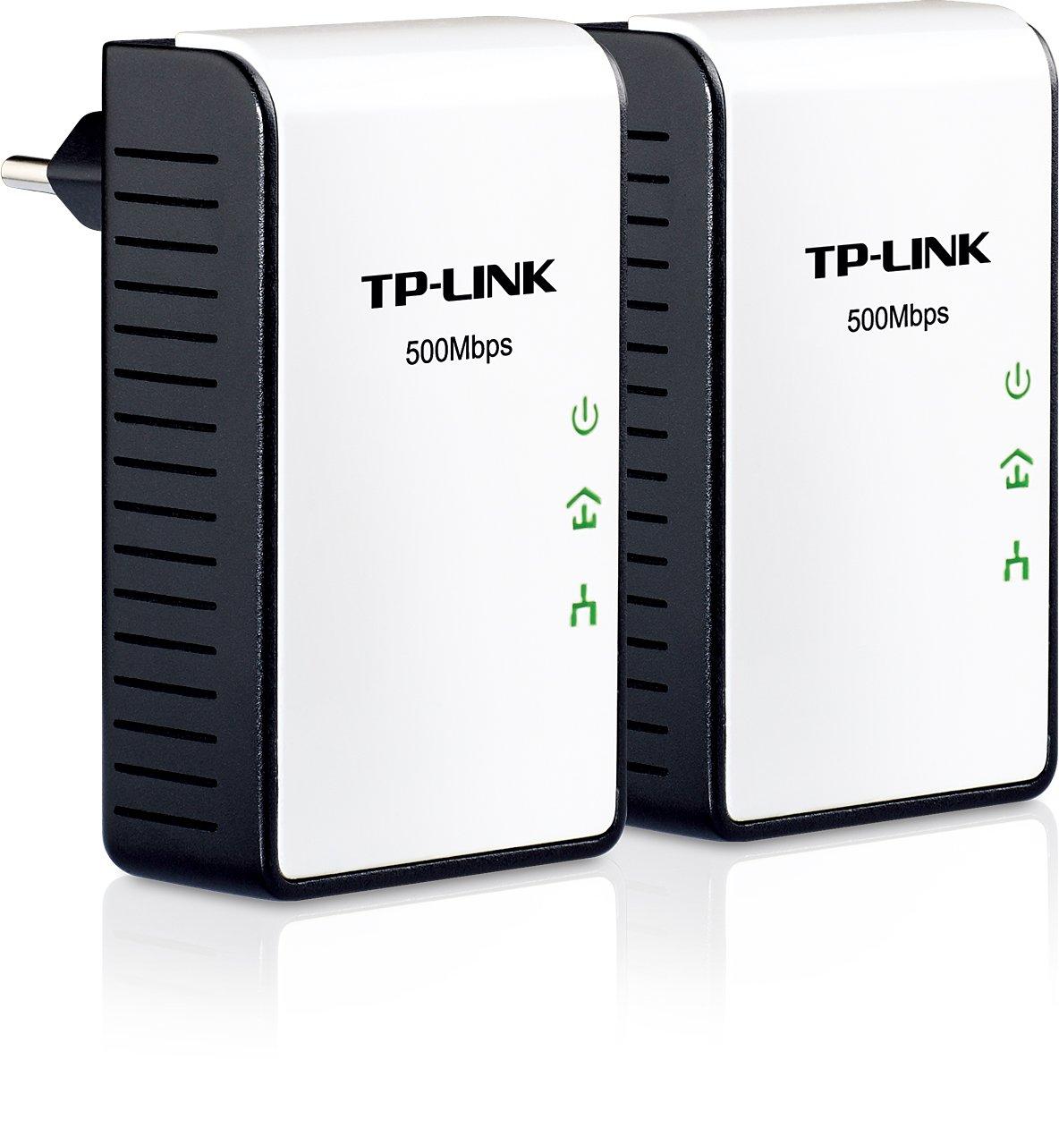 Comparer TP LINK TLPA411KIT BLANC 2PACK