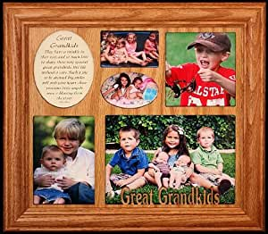 Amazon Com Great Grandkids Photo Amp Poetry Collage